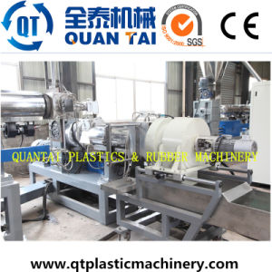 Recycle Plastic Granules Making Machine Price pictures & photos