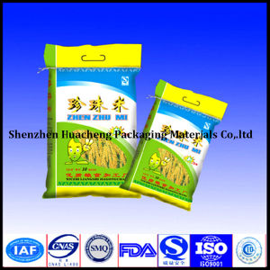 Printed Plastic Rice Bags pictures & photos