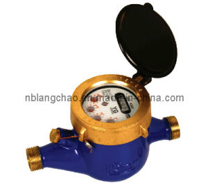 Multi Jet Liquid Sealed Water Meter (Cast iron body) pictures & photos