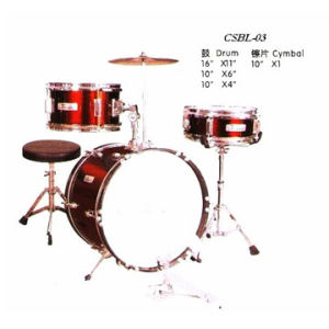 Red Drum Set (CSBL-06) pictures & photos