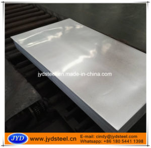 Aluzinc/Galvalume Steel Plain Sheet pictures & photos