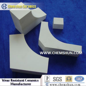 Abrasion Resistant Ceramic Block for Mining Industry with Different Size pictures & photos