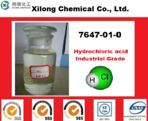 2016 Manufacturer Supply Low Price Hydrochloric Acid, Muriatic Acid for Bleaching/Surface Treatment pictures & photos