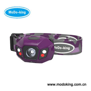New Rechargeable LED Headlamp (MC-901)