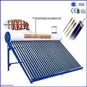 Pressurized Compact Solar Water Heater System pictures & photos