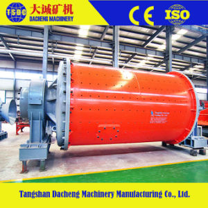China ISO Approved Energy-Saving Ore Cone Ball Mill pictures & photos