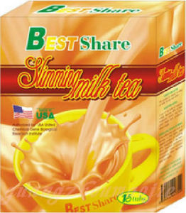 Best Share Slimming Weight Loss Milk Tea pictures & photos