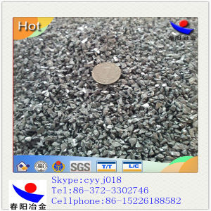 Effcient Deoxidizer Alloy Calcium Silicon in Anyang Chunnyang pictures & photos