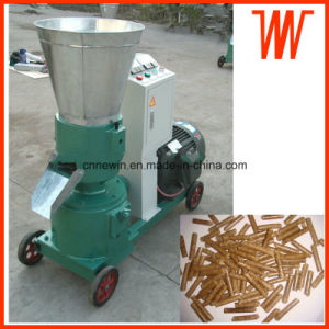 CE ISO Flat Die Biomass Wood Pellet Mill Cheapest pictures & photos