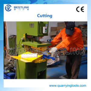 Bestlink Factory Cp-90 Hydraulic Stamping Machine for Waste Slabs pictures & photos