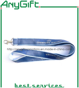 Woven Lanyard with Customized Logo (LAG-LY-27) pictures & photos