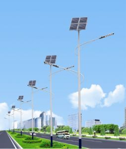High Quality Solar Street Light 60W pictures & photos