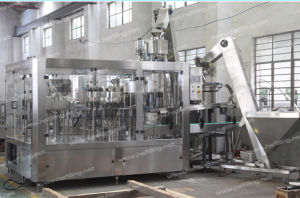 Dcgf40-40-10 Rinsing Filling and Capping for Pet Bottles