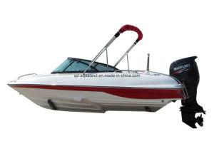 Aqualand 17feet Fiberglass Motor Boat/Sport Fishing Boat/Speed Bowrider (170) pictures & photos