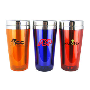 Double Walls Travel Flask Auto Mug pictures & photos