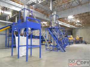 Pet Bottles Washing & Recycling Line
