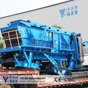 New Type and Super Engineer Design Skid Mounted Crusher pictures & photos
