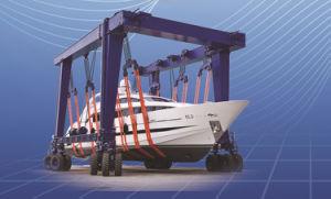 Marine Yard Boat Hoist Gantry Crane pictures & photos