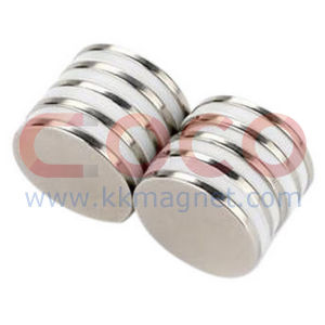 Neodymium Round Base Magnet with ISO/Ts 16949 Approved pictures & photos