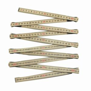 Swedish or German Type Wooden Folding Rulers pictures & photos