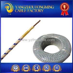 400c High Temperature Fiberglass Insulation Pure Nickel Cable pictures & photos