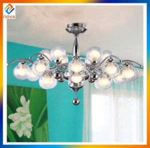 LED Glass Ball Home Chandelier Hanging Pendant Light pictures & photos