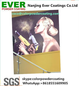Electrostatic Sprayiing Polyester Powder Coating Paint pictures & photos
