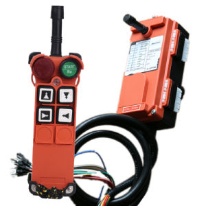 AC 380V Industrial Radio Remote Controller (F21-4D) pictures & photos