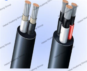 XLPE Insulation Low Smoke Halogen Free Shipboard Symmetric Telecommunications Cable pictures & photos