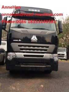 Sinotruk A7-G High Roof Cab Euro 2 Tractor Head Trucks for Semi Trailers pictures & photos
