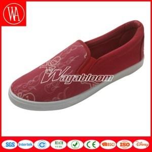Flat Comfort Leisure Shoes Canvas Casual Shoes pictures & photos