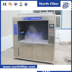 HEPA Filter Smoke Leaking Tester Equipment From China Supplier pictures & photos