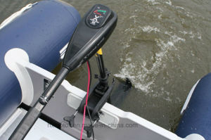 200lbs Brushless Outboard Engine with Stepless Speed Control pictures & photos
