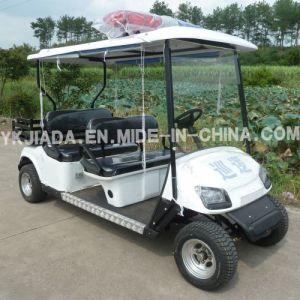 Wholesaler 4 Seat Electrical Food Kart (JD-GE502C) pictures & photos