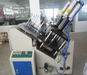 Full-Automatic Paper Plate Machine