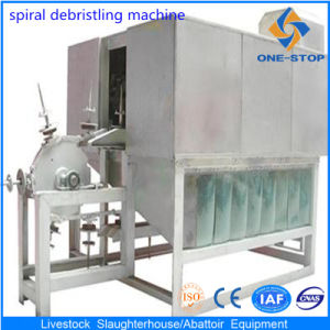 Pig Slaughter Equipment with Onestop Process pictures & photos