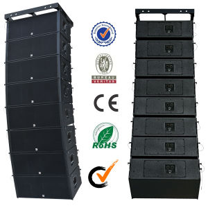 Outdoor Dual 12 Inch Line Array System (W-9) pictures & photos
