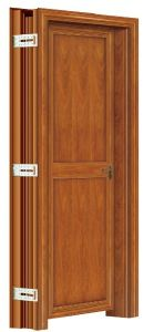 Durable Interior Solid Door with Sound Proof and Water Proof (CL-D2015) pictures & photos