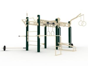 Multi-Function Crossfit Outdoor Fitness Equipment pictures & photos