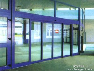 Warehouse Automatic Sliding Door Operator pictures & photos
