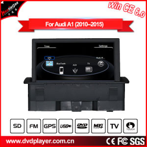 Hualingan Car DVD Player for Audi A1 Radio GPS Navigation System Windows Ce pictures & photos