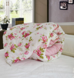 Printed Spring and Autumn Warm Quilts