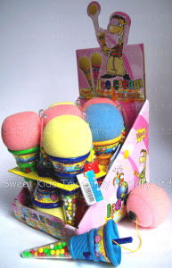 Shoot Ice Cream Toy Candy (70901) pictures & photos