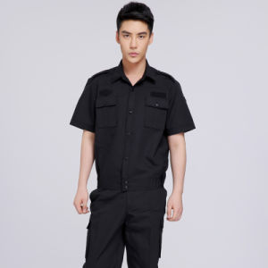 High Quality Public Security Uniforms for Guard Dress pictures & photos