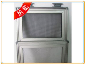 Window / Door Visibility Steel Protective Screen pictures & photos