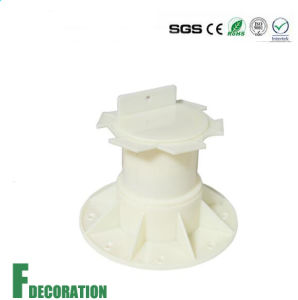 Cheap Plastic Pedestal for Supporting Outdoor Decking Floor