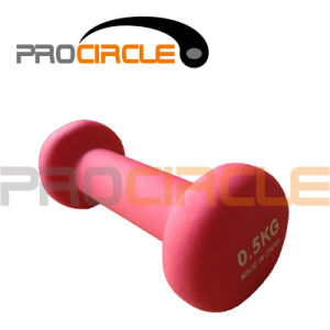 Crossfit Neoprene/ Vinyl Fitness Weight Training Dumbbell PC-Du3001-3002) pictures & photos
