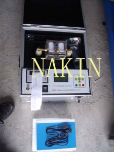 Series Iij-II Insulating Oil Dielectric Strength Tester (BDV tester) pictures & photos