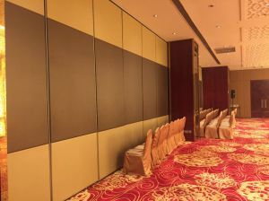 Soundproof Partitions Walls for Banquet Hall, Hotel, Conference Hall pictures & photos