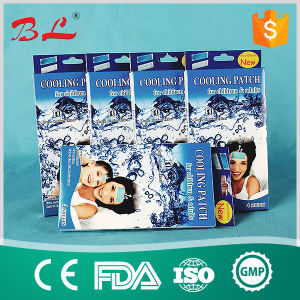Cooling Gel Patch for Kids Cold Therapy Fever and Headache Pain Relief pictures & photos